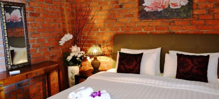 Hotel The Ocean Residence: Cocina LANGKAWI