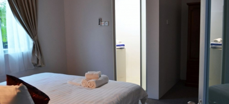 Hotel The Ocean Residence: Estaciòn de Esqì LANGKAWI