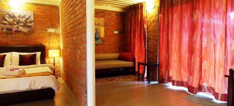Hotel The Ocean Residence: Facade LANGKAWI