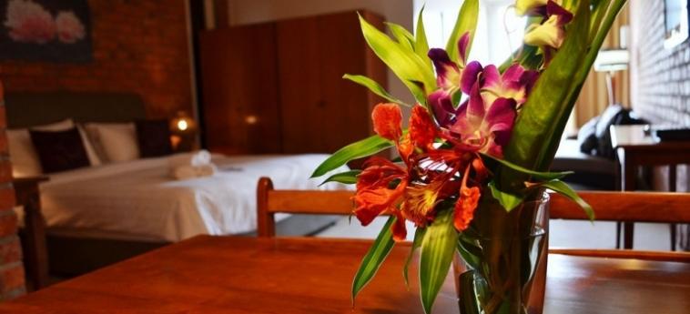 Hotel The Ocean Residence: Pasillo LANGKAWI