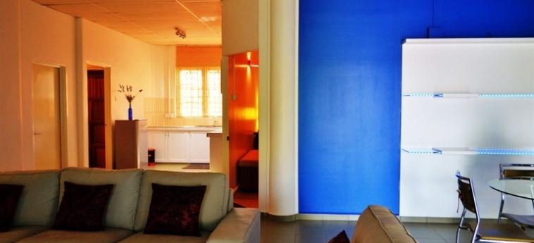 Hotel The Ocean Residence: Piscina Cubierta LANGKAWI