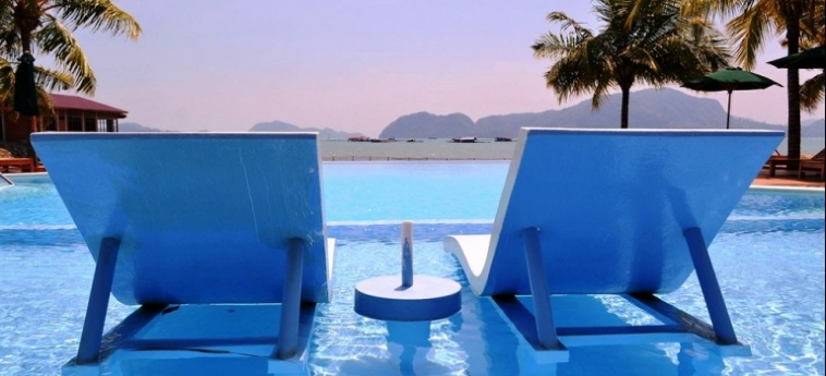 Hotel The Ocean Residence: Recepción LANGKAWI