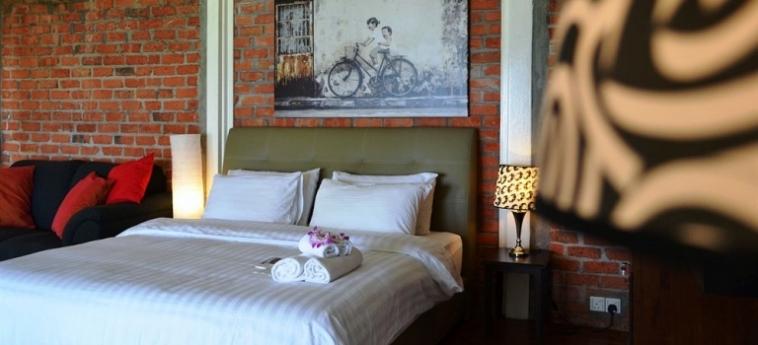 Hotel The Ocean Residence: Salon de Belleza LANGKAWI