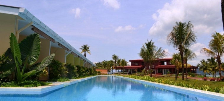 Hotel The Ocean Residence: Vista LANGKAWI