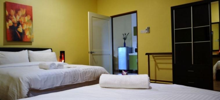 Hotel The Ocean Residence: Camera Deluxe LANGKAWI