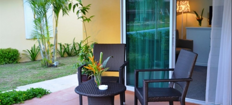 Hotel The Ocean Residence: Camera Gran Deluxe LANGKAWI