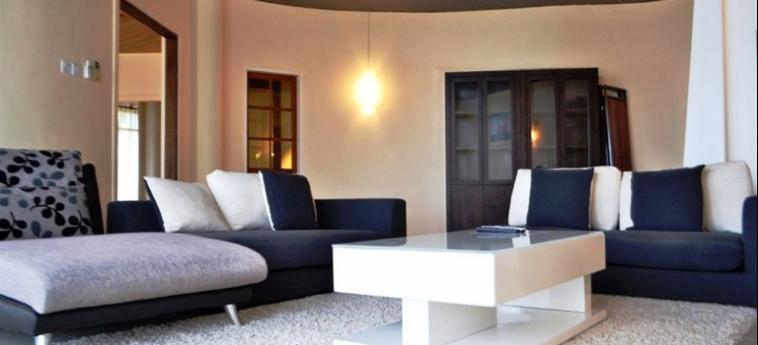 Hotel The Ocean Residence: Campo da Basket LANGKAWI