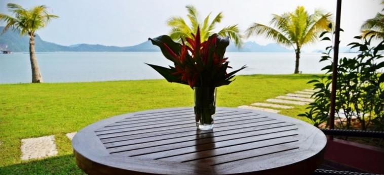 Hotel The Ocean Residence: Centro Affari LANGKAWI