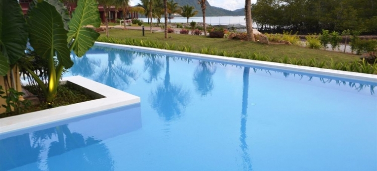 Hotel The Ocean Residence: Dettaglio LANGKAWI