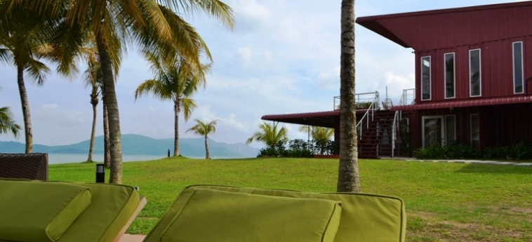 Hotel The Ocean Residence: Esterno LANGKAWI