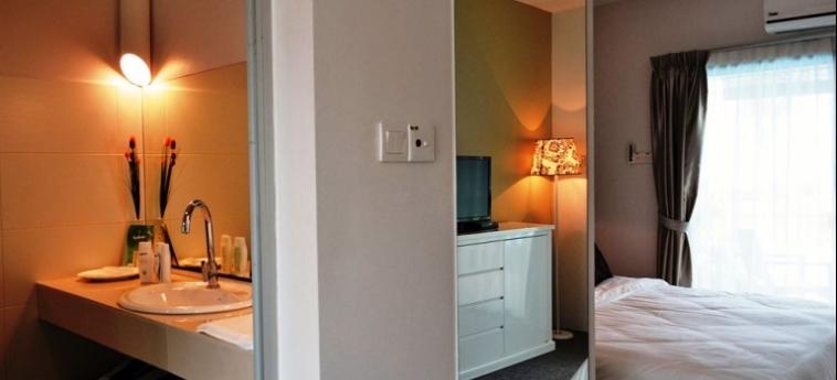 Hotel The Ocean Residence: Living Room LANGKAWI