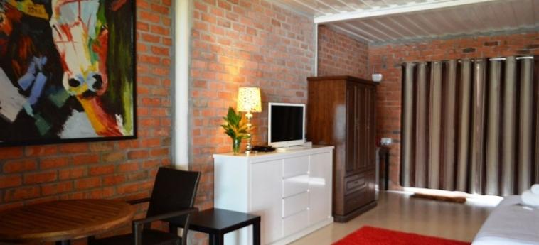 Hotel The Ocean Residence: Particolare della Camera LANGKAWI