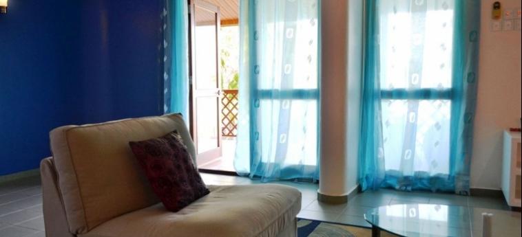 Hotel The Ocean Residence: Particolare della Villa LANGKAWI