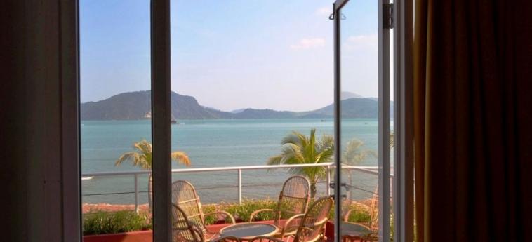 Hotel The Ocean Residence: Ristorante LANGKAWI