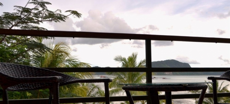Hotel The Ocean Residence: Sala Colazione LANGKAWI