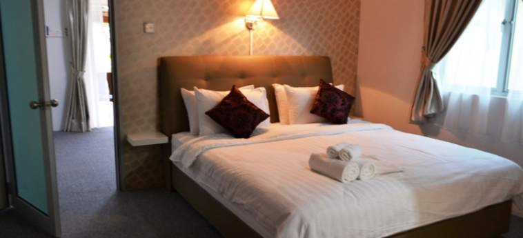 Hotel The Ocean Residence: Scrivania LANGKAWI