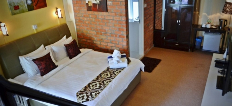 Hotel The Ocean Residence: Zona Pranzo LANGKAWI