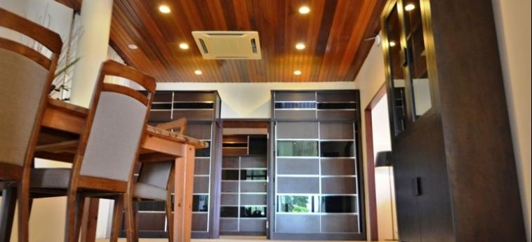 Hotel The Ocean Residence: Apartement Nettuno LANGKAWI