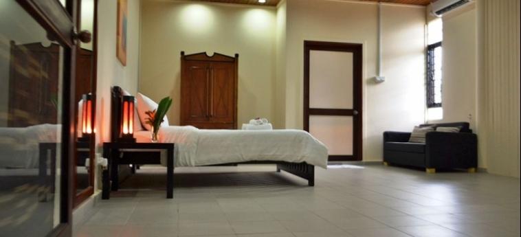 Hotel The Ocean Residence: Bar Exterieur LANGKAWI