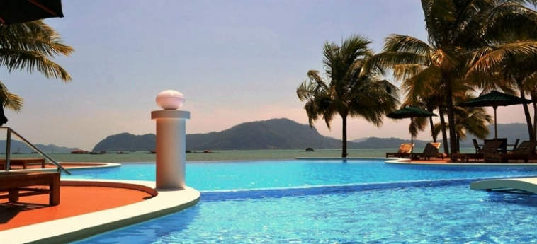 Hotel The Ocean Residence: Chambre De luxe LANGKAWI