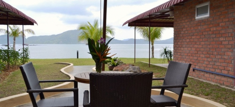 Hotel The Ocean Residence: Chambre Double LANGKAWI