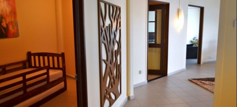 Hotel The Ocean Residence: Chambre jumeau LANGKAWI