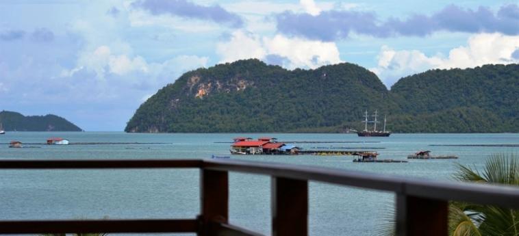 Hotel The Ocean Residence: Chambre Quadruple LANGKAWI