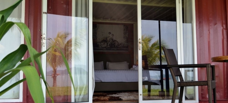 Hotel The Ocean Residence: Intérieur LANGKAWI