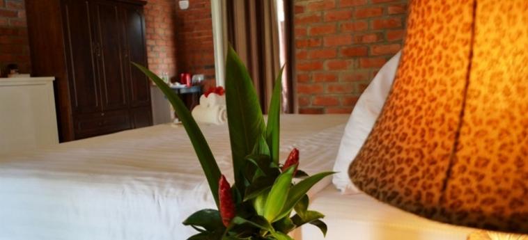 Hotel The Ocean Residence: Parking LANGKAWI
