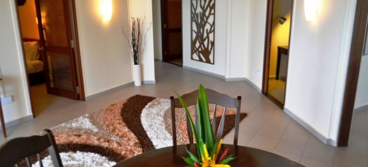 Hotel The Ocean Residence: Peinture à Fresque LANGKAWI