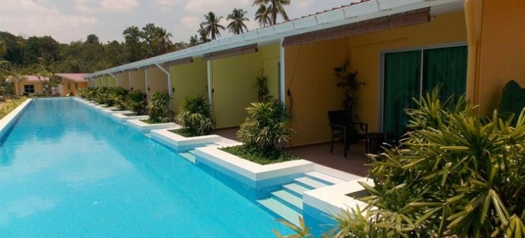 Hotel The Ocean Residence: Piscine Découverte LANGKAWI