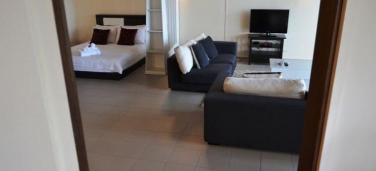 Hotel The Ocean Residence: Putting Green LANGKAWI