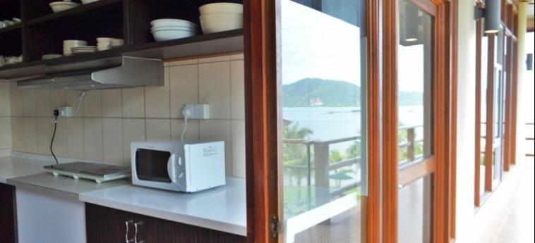 Hotel The Ocean Residence: Roof Garden LANGKAWI