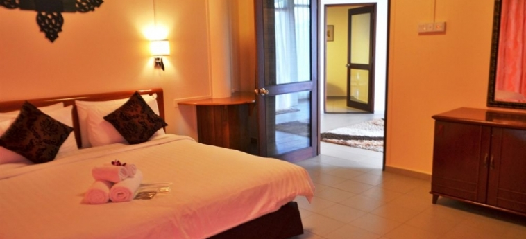 Hotel The Ocean Residence: Appartement Diana LANGKAWI