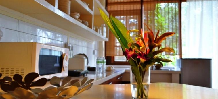 Hotel The Ocean Residence: Außen Restaurant LANGKAWI
