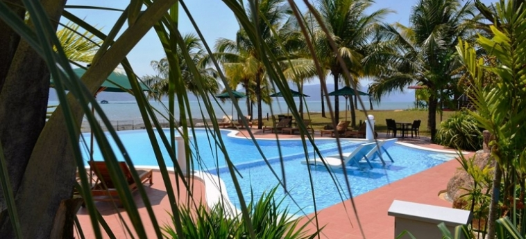 Hotel The Ocean Residence: Garten LANGKAWI