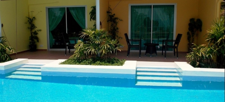 Hotel The Ocean Residence: Hall LANGKAWI