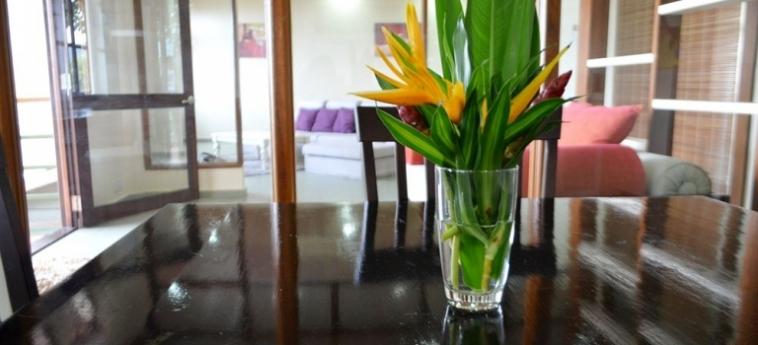 Hotel The Ocean Residence: Pinienwald LANGKAWI