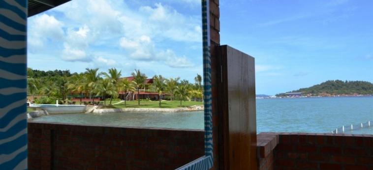 Hotel The Ocean Residence: Restaurant LANGKAWI