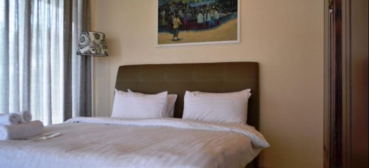 Hotel The Ocean Residence: Rundblick LANGKAWI