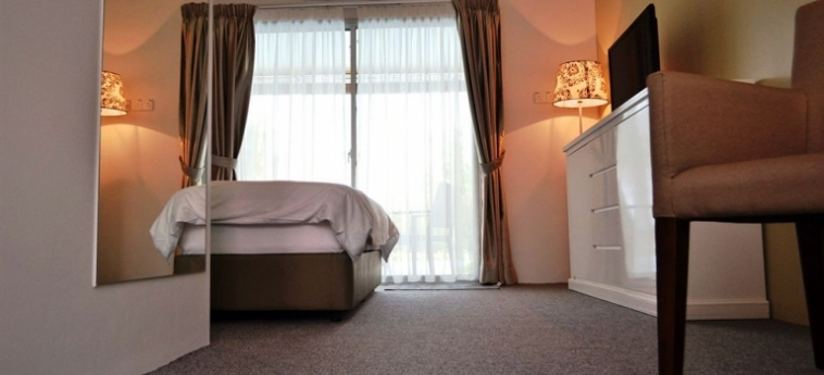 Hotel The Ocean Residence: Schlafzimmer LANGKAWI