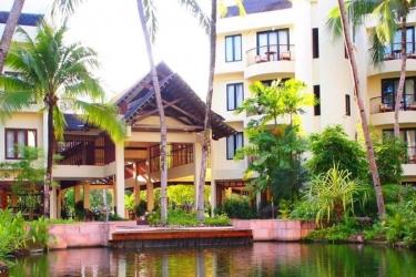 Hotel Tanjung Rhu Resort: Außen LANGKAWI