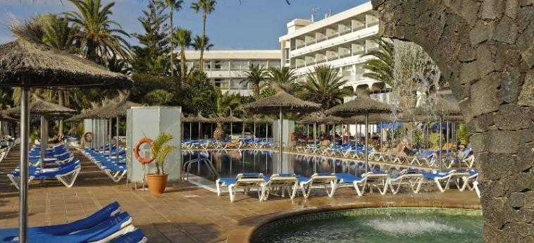 Vik San Antonio Hotel: Bar LANZAROTE - ILES CANARIES