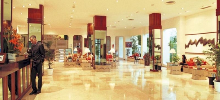 Vik San Antonio Hotel: Lobby LANZAROTE - ILES CANARIES