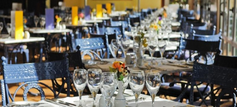 Vik San Antonio Hotel: Restaurant LANZAROTE - ILES CANARIES