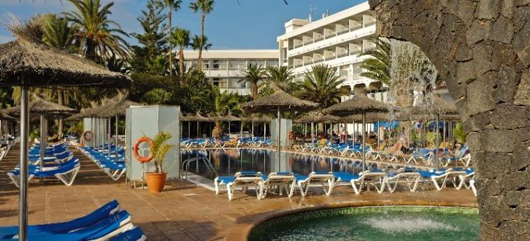 Vik San Antonio Hotel: Terrasse LANZAROTE - ILES CANARIES