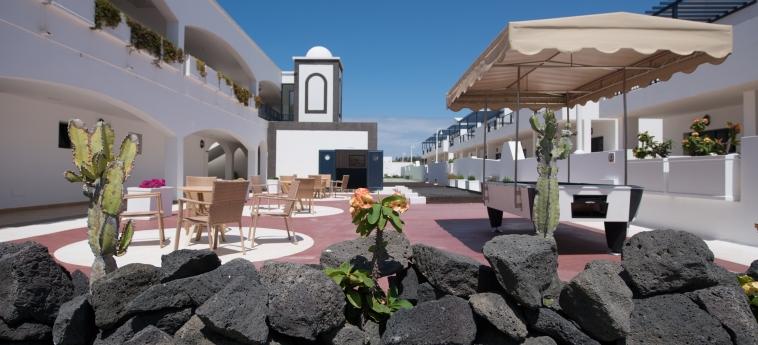 Hotel Hd Pueblo Marinero - Adults Only : Detail LANZAROTE - ILES CANARIES