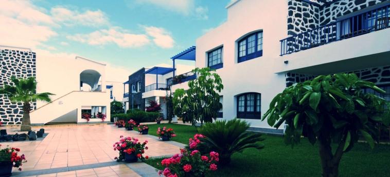 Hotel Hd Pueblo Marinero - Adults Only : Extérieur LANZAROTE - ILES CANARIES