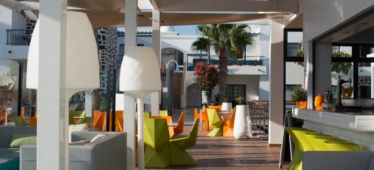 Hotel Hd Pueblo Marinero - Adults Only : Lounge Bar LANZAROTE - ILES CANARIES