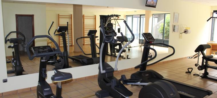 Hotel Hd Pueblo Marinero - Adults Only : Salle de Gym LANZAROTE - ILES CANARIES